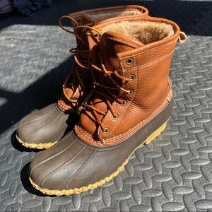 """L.L. Bean Woman's Boot 6"""""""